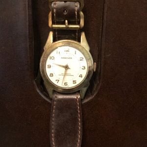 Hanover Bags - Hanover Watch Genuine Leather Vintage Purse